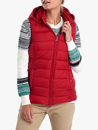 Barbour Landmass Hooded Gilet