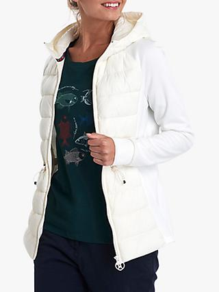 Barbour Underwater Sweat Quilted Jacket