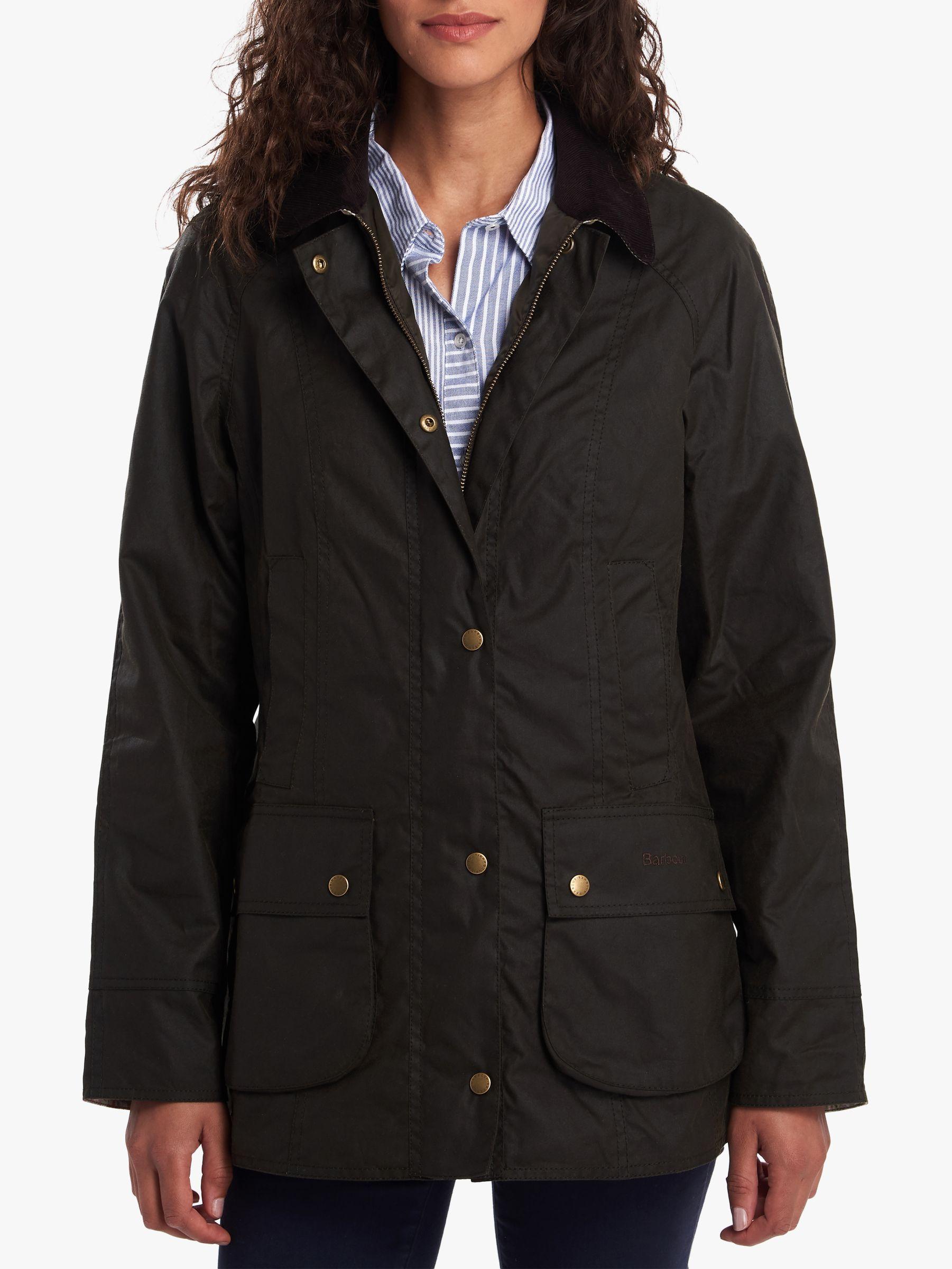 Barbour Barbour Cormorant Waxed Jacket