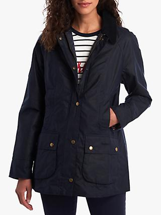 Barbour Cormorant Waxed Jacket
