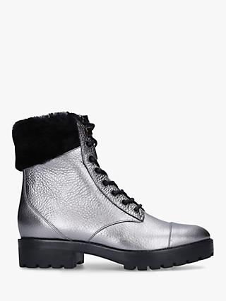 MICHAEL Michael Kors Cramer Lace Up Ankle Boots