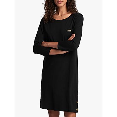 Image of Barbour International Relay Dress, Black
