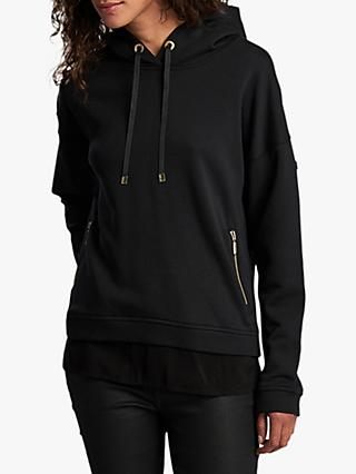 Barbour International Strike Hoodie
