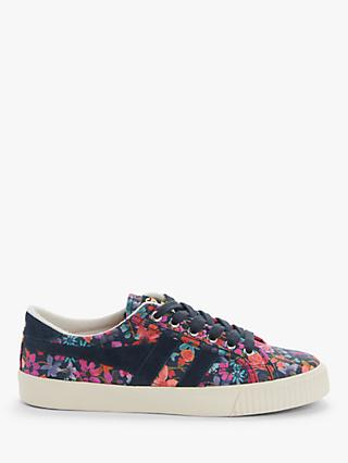 Gola Tennis Mark Cox Liberty Print Trainers