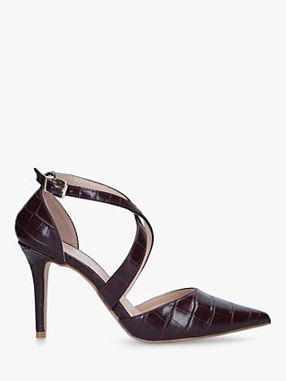 Carvela Kross 3 Heeled Court Shoes