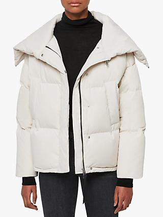 AllSaints Piper Quilted Jacket