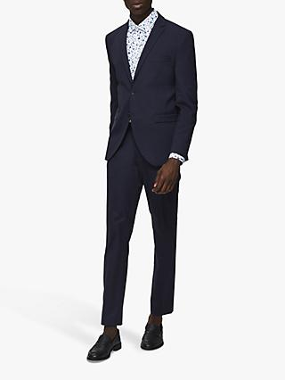 SELECTED HOMME Slim Fit Suit Jacket, Navy