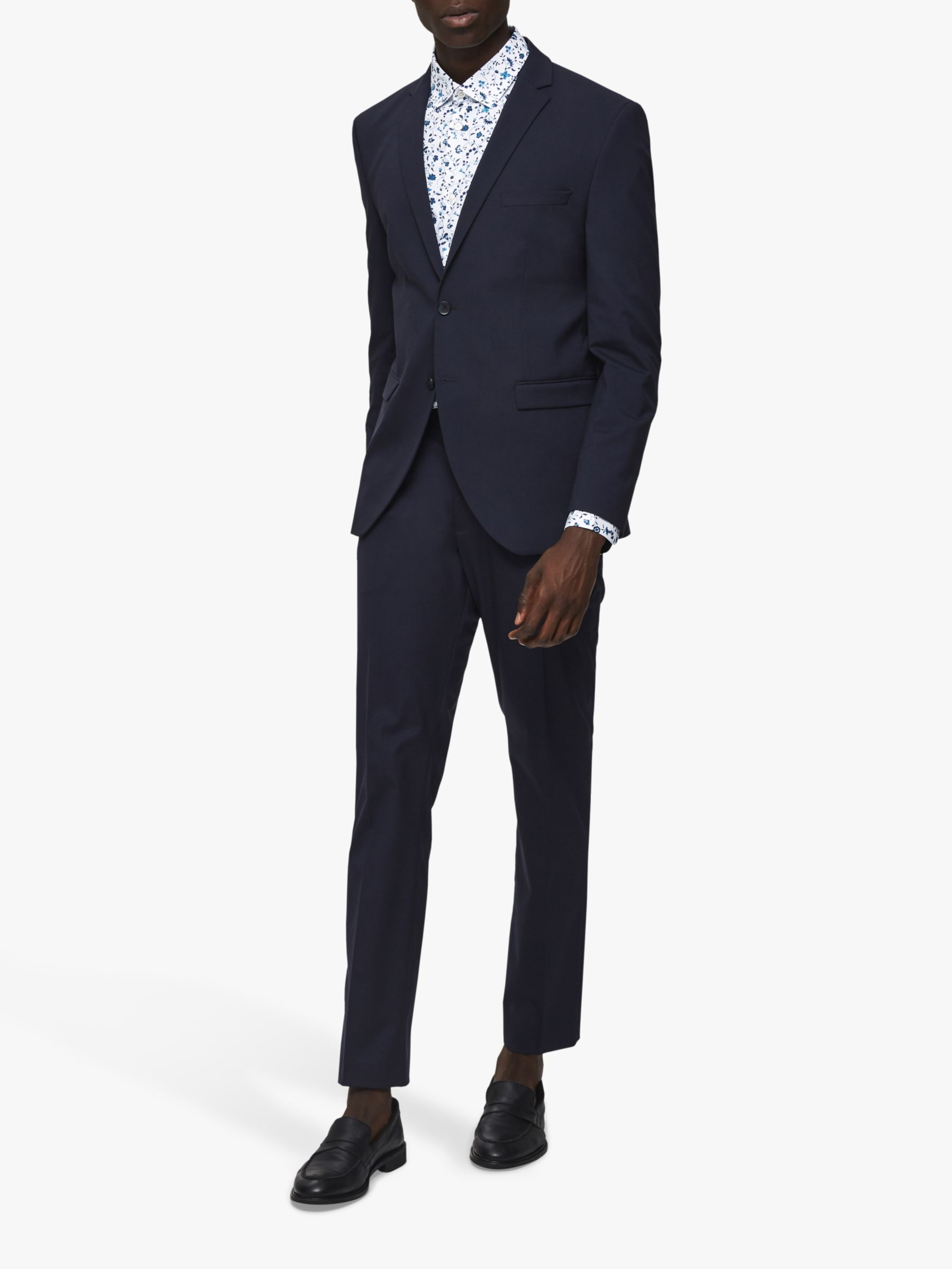 Selected Homme SELECTED HOMME Slim Fit Suit Jacket, Navy