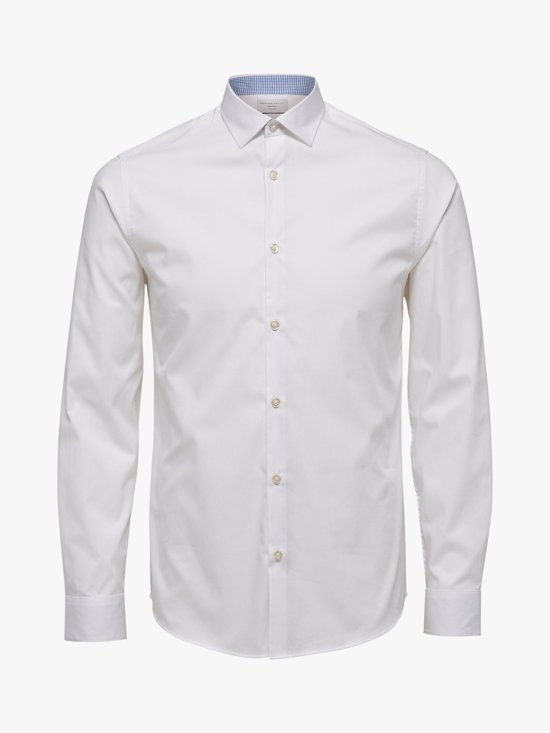Selected Homme SELECTED HOMME Mark Slim Fit Shirt, White
