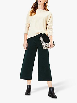 Oasis Cord Wide Leg Trousers