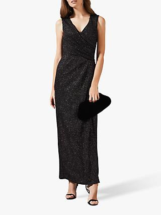 Phase Eight Clementina Sparkle Maxi Dress, Multi