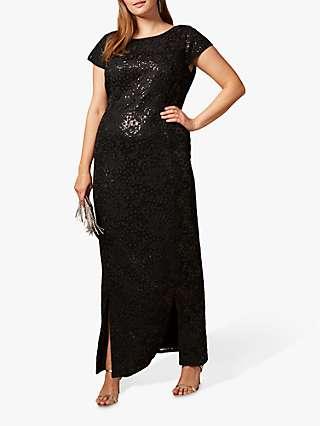 Studio 8 Lexi Maxi Dress, Black