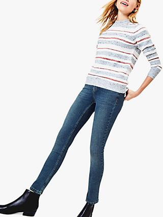 Oasis Cherry Slim Jeans, Blue