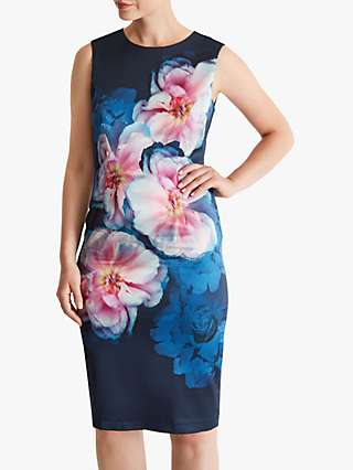 Fenn Wright Manson Gabrielle Dress, Midnight Blossom
