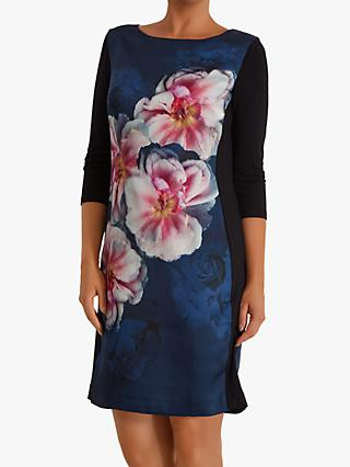 Fenn Wright Manson Berdine Dress, Midnight Blossom