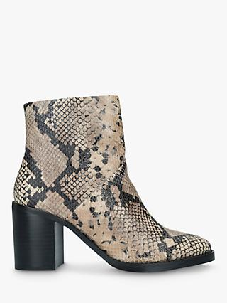 Steve Madden Tenley Ankle Boots, Neutral