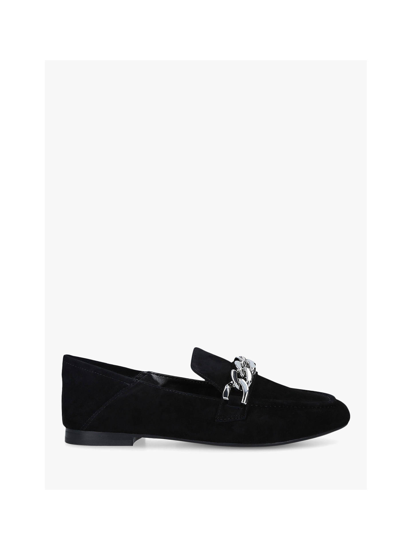 new release lowest price half price Steve Madden Dayna Suede Loafers at John Lewis & Partners