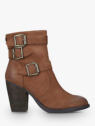 Steve Madden Ya Nubuck Ankle Boots, Brown
