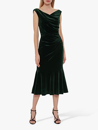 Gina Bacconi Brialli Velvet Dress