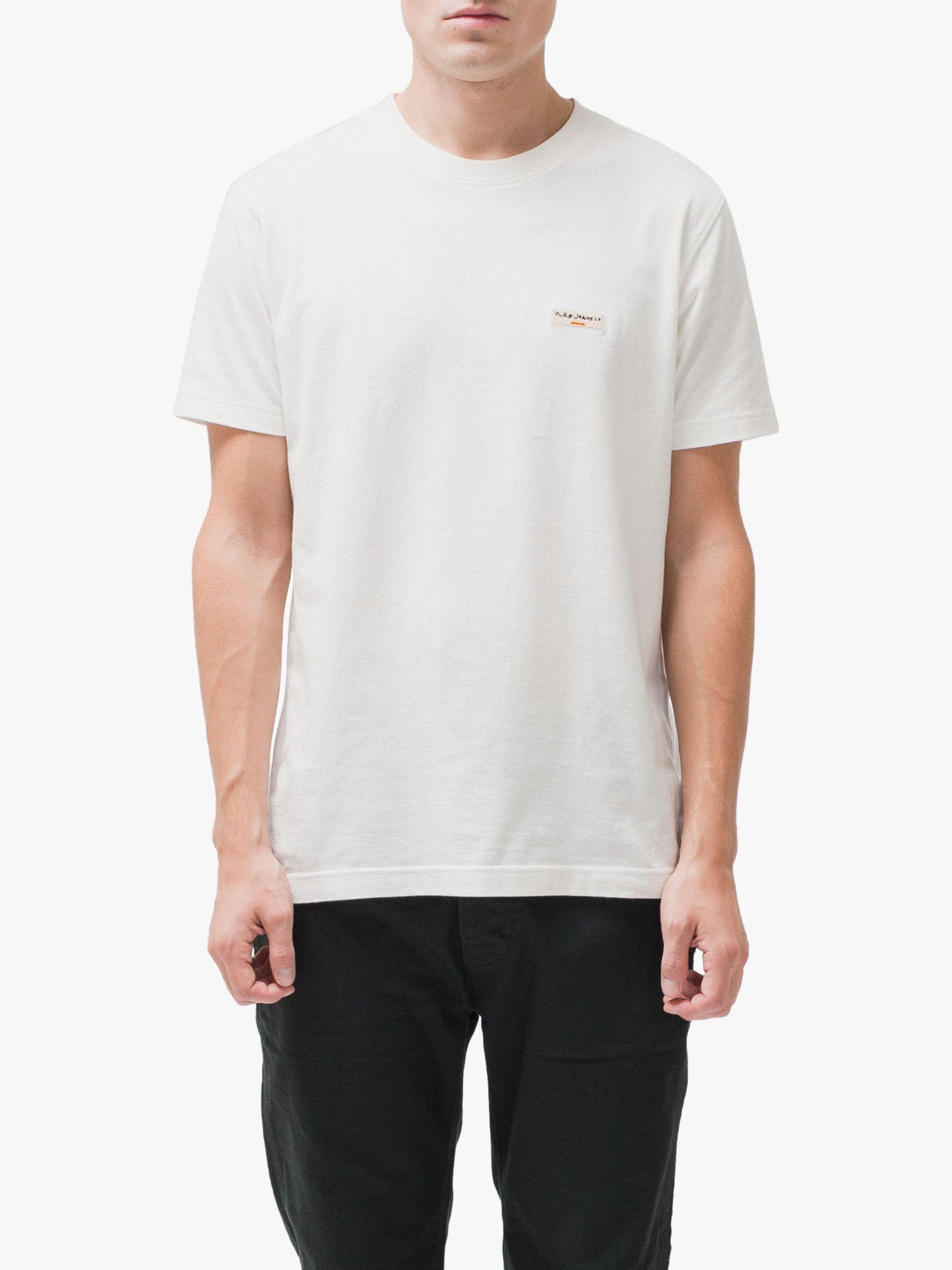 Nudie Jeans Nudie Jeans Daniel Logo T-Shirt