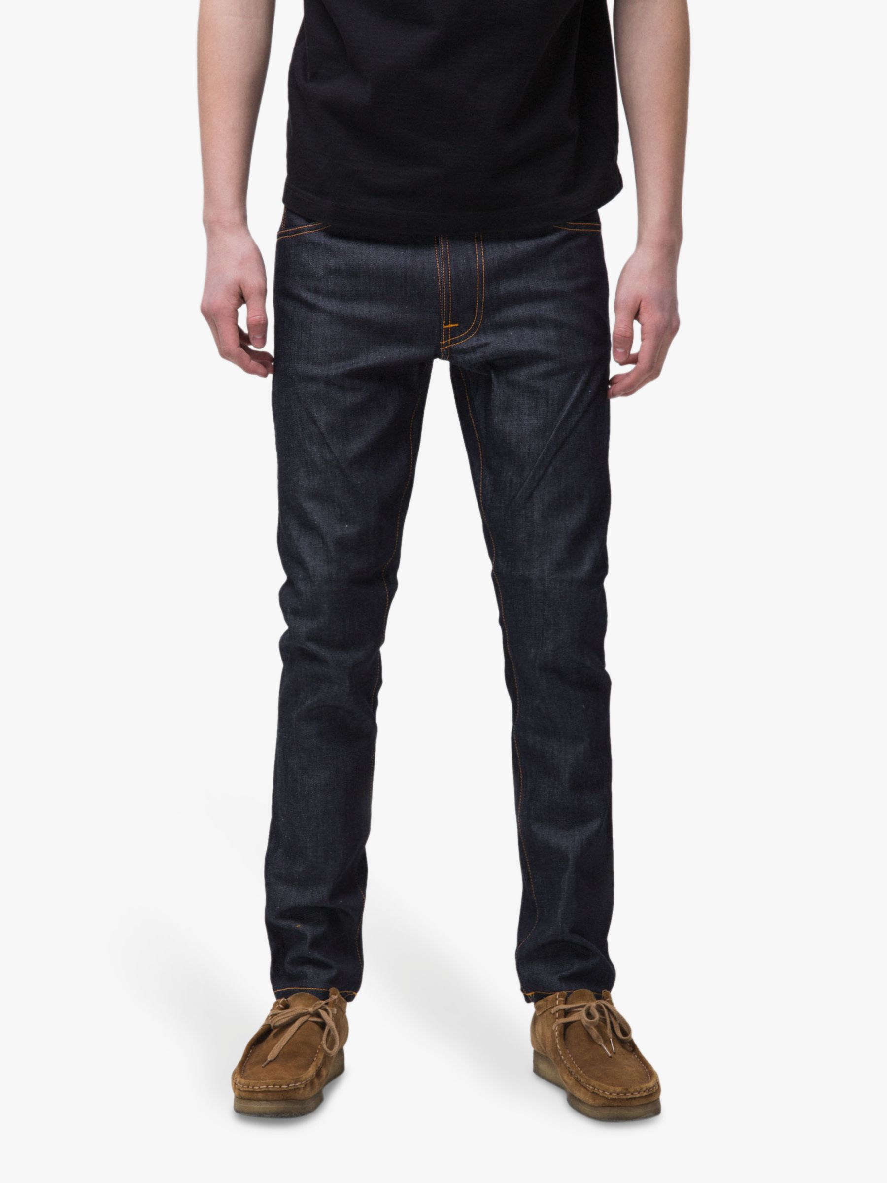 Nudie Jeans Nudie Jeans Slim Lean Dean Jeans, Dry 16 Dips