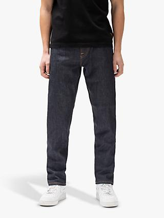 Nudie Jeans Slim Steady Eddie II Jeans, Dry True