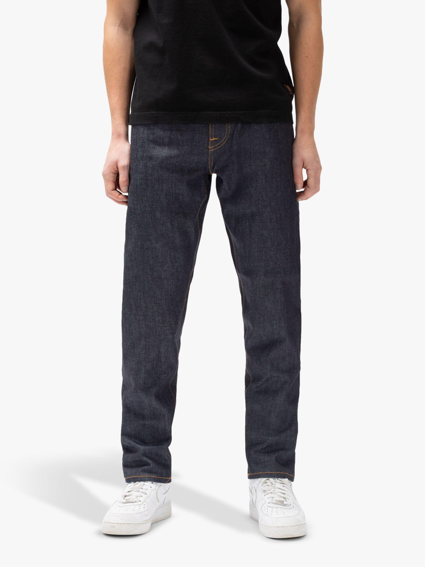 Nudie Jeans Nudie Jeans Slim Steady Eddie II Jeans, Dry True