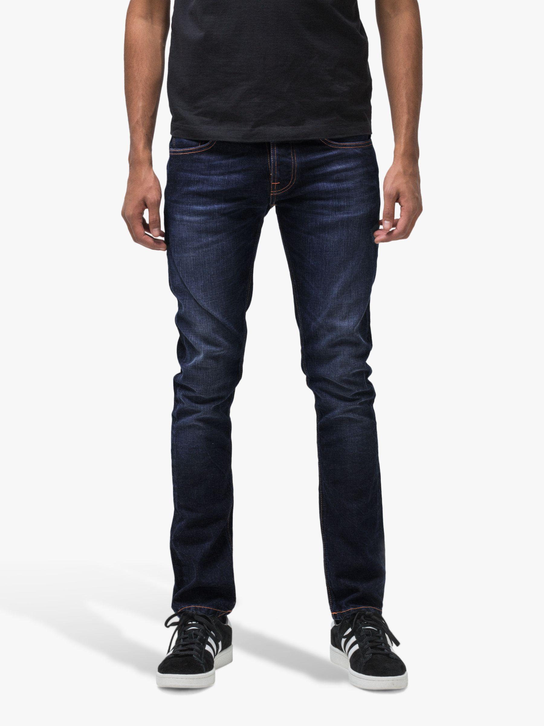Nudie Jeans Nudie Jeans Slim Grim Tim Jeans, Ink Navy