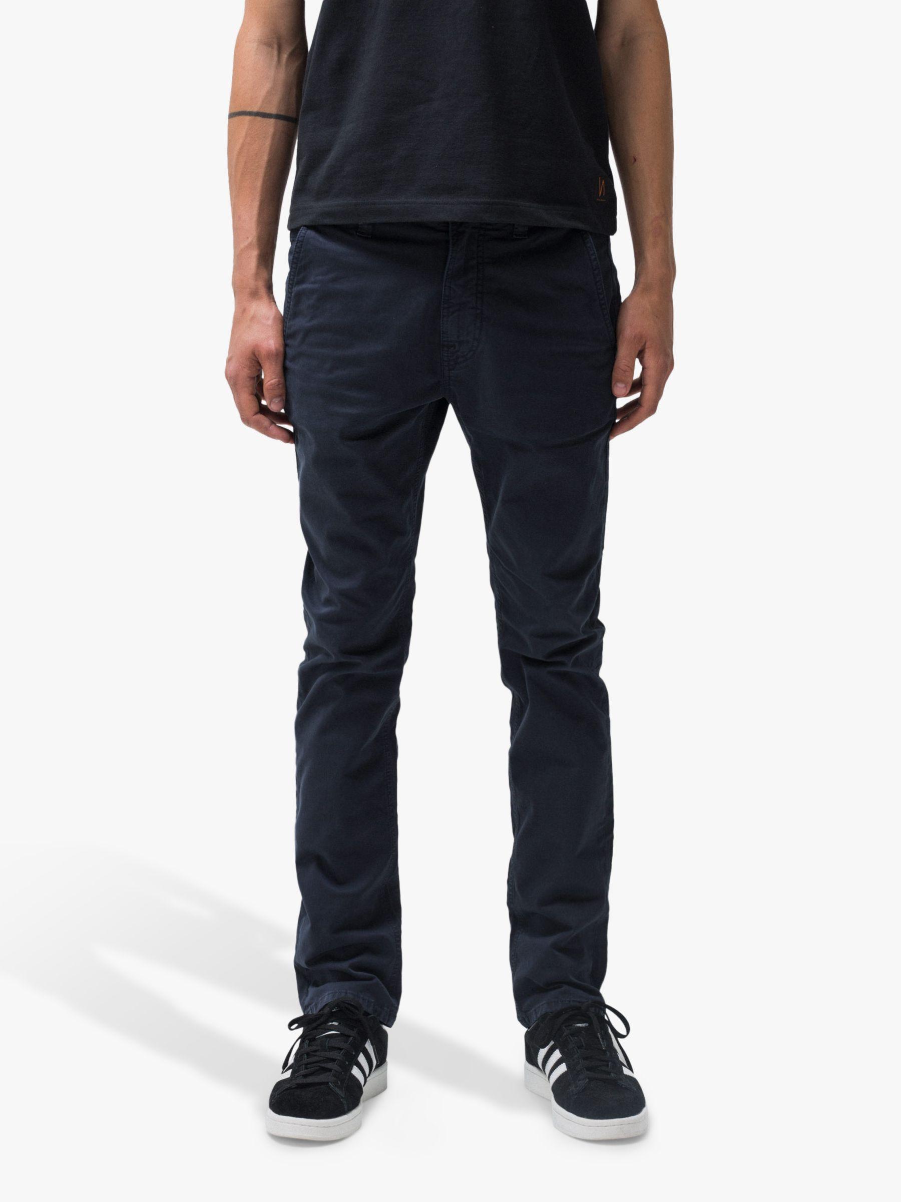 Nudie Jeans Nudie Jeans Slim Adam Chino Trousers