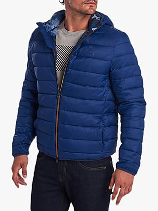 Barbour Stormforce Harg Quilted Jacket, Regal Blue