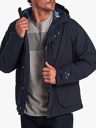 Barbour Broomfield Quilted Jacket, Navy
