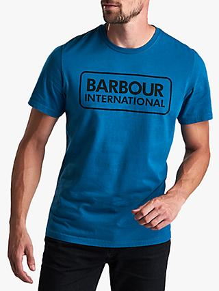 Barbour International Essential Large Logo T-Shirt
