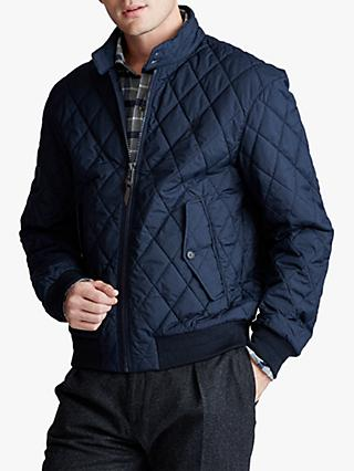 Polo Ralph Lauren Barracuda Quilted Jacket