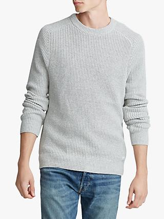 Polo Ralph Lauren Cotton Knit Sweater, from Polo Ralph Lauren