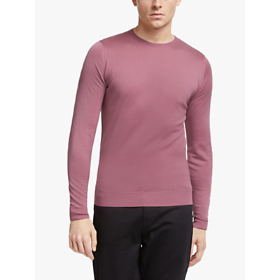 John Smedley Lundy Crew Neck Pullover