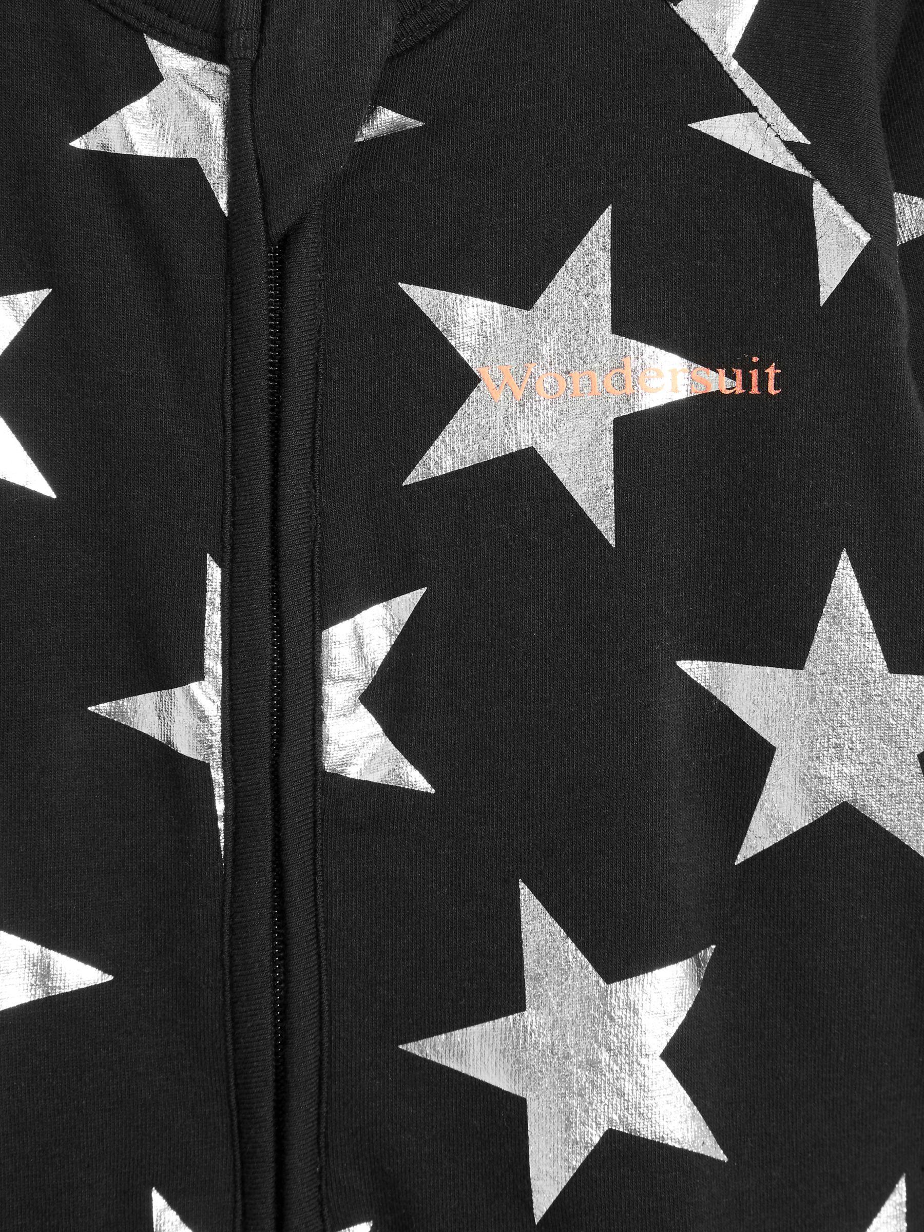Bonds Zip Wondersuit Star Struck Black