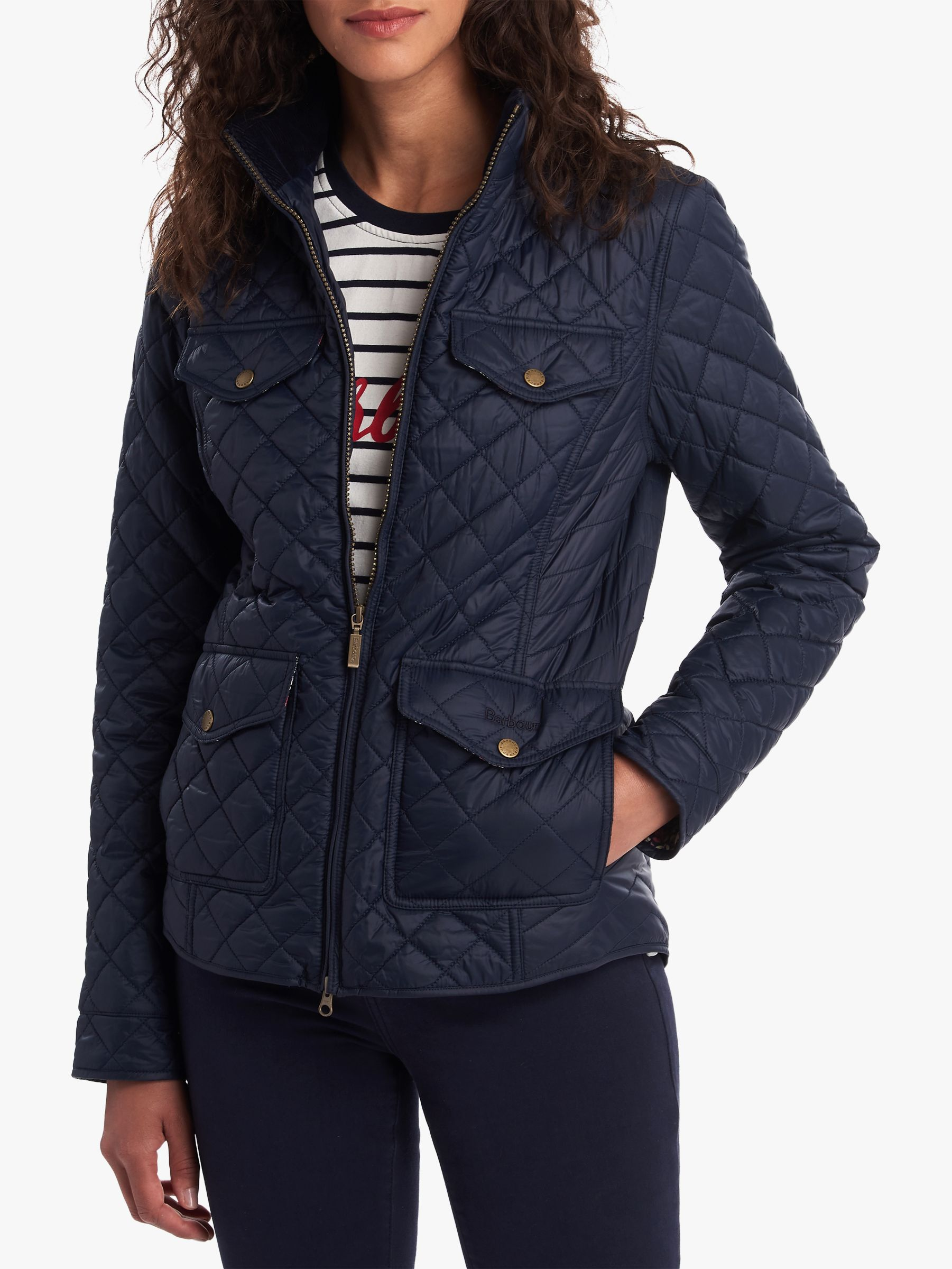 Barbour Barbour Cormorant Quilted Jacket