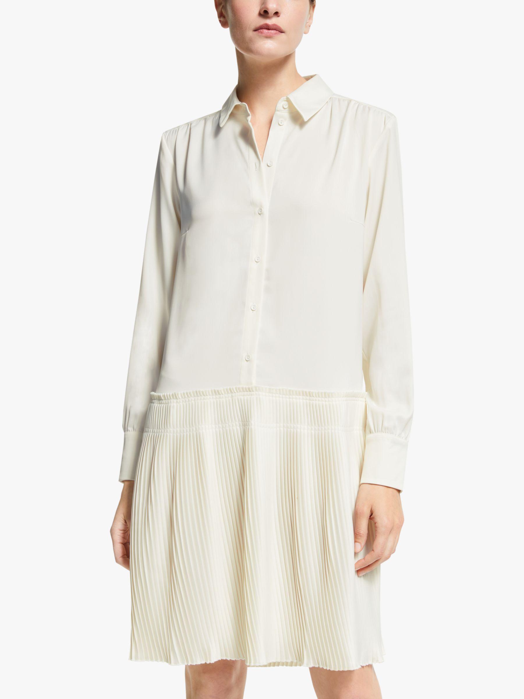 Y.a.s Y.A.S Istinye Shirt Dress, Star White