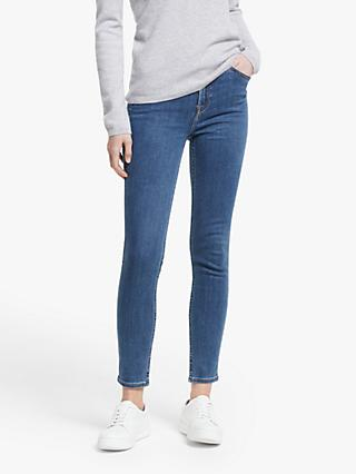 Lee Ivy High Waist Super Skinny Jeans, Clean Play