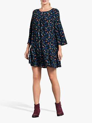 hush Harmony Bell Dress, Night Jungle