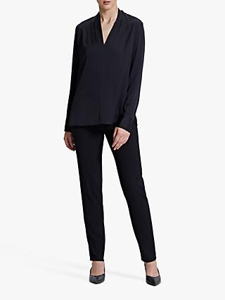 Winser London Stella Silk Blouse