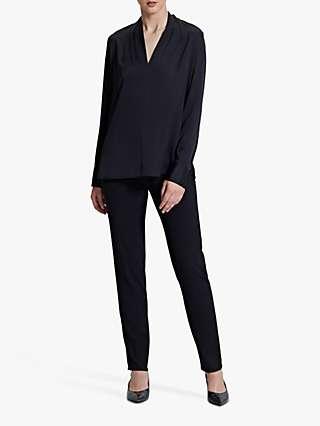 Winser London Stella Silk Blouse
