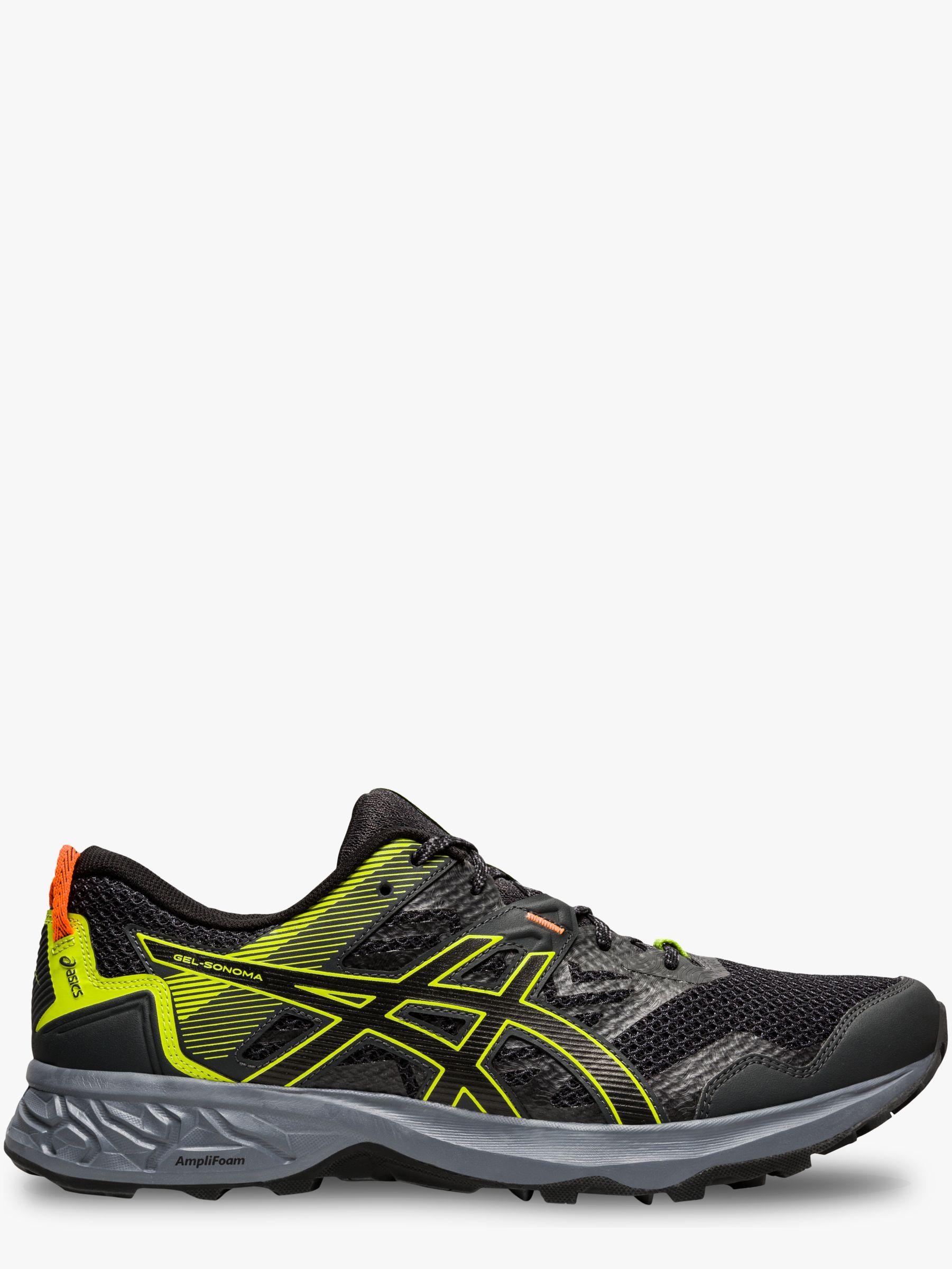 ASICS ASICS GEL-SONOMA 5 Men's Trail Running Shoes, Graphite Grey/Black