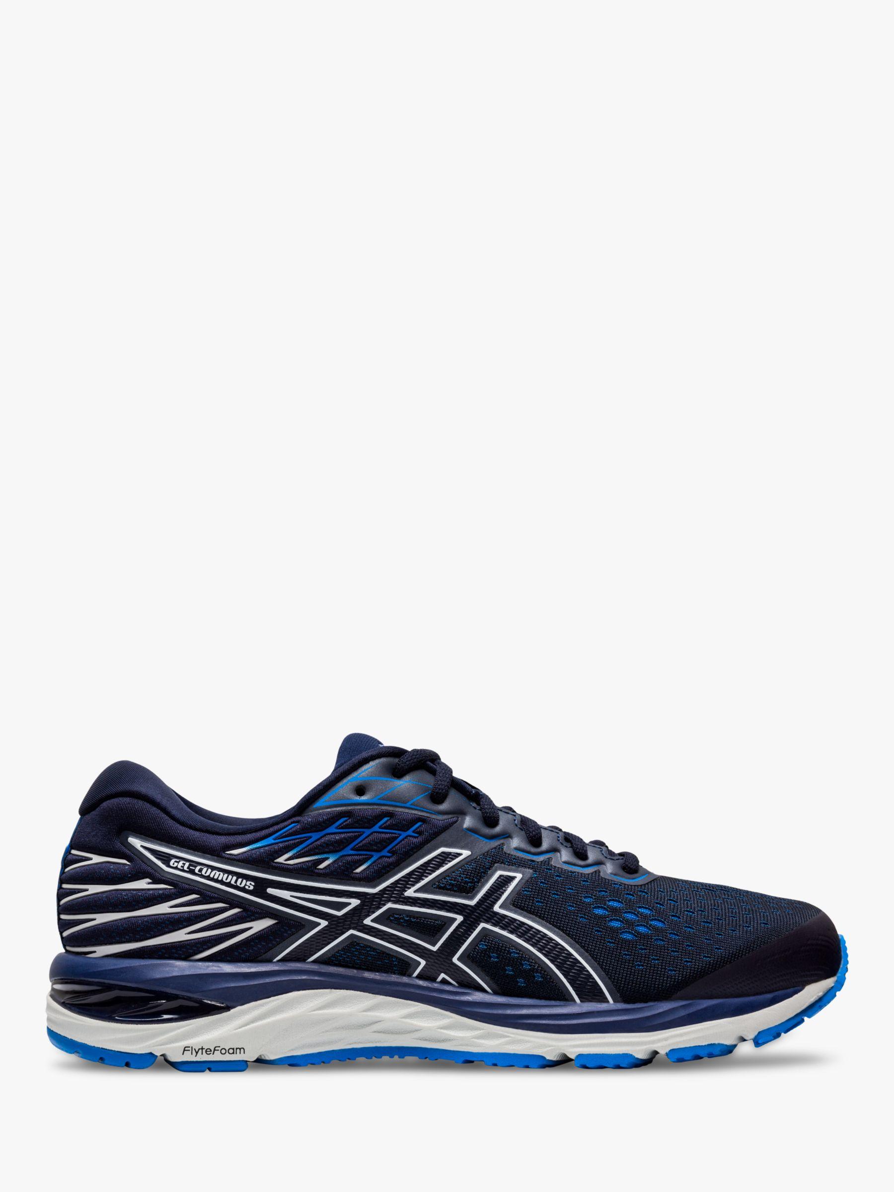 Privilegio Pence Boquilla  ASICS GEL-CUMULUS 21 Men's Running Shoes, Midnight Blue at John Lewis &  Partners