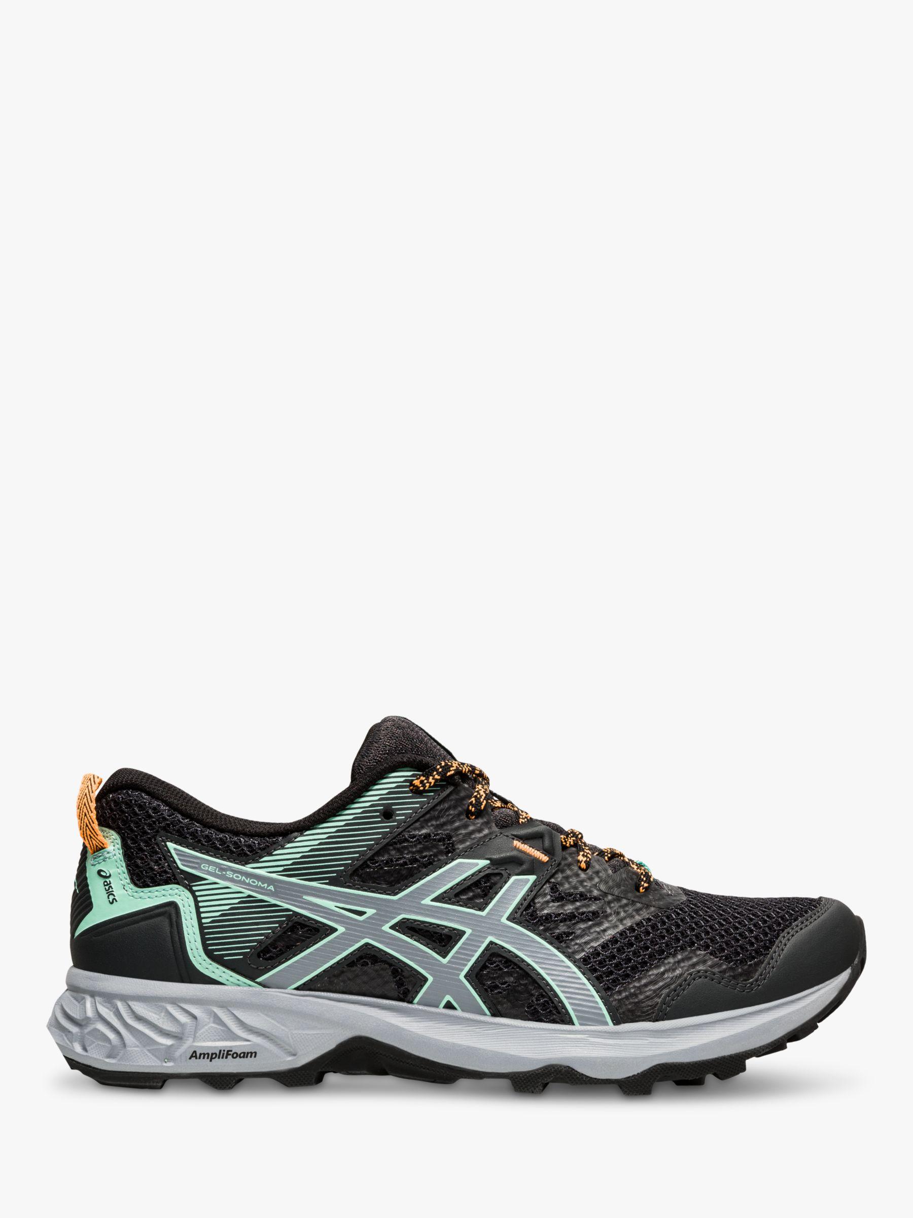 ASICS ASICS GEL-SONOMA 5 Women's Trail Running Shoes, Graphite Grey/Sheet Rock