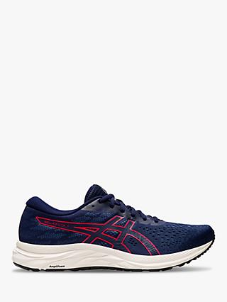 ASICS GEL-EXCITE 7 Men's Running Shoes, Peacoat/Classic Red