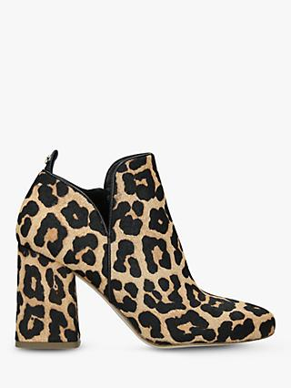 MICHAEL Michael Kors Dixon Leather Ankle Boots