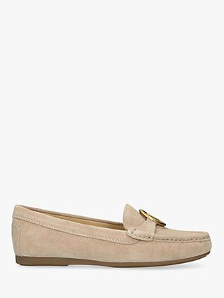 MICHAEL Michael Kors Crawford Suede Moccasins