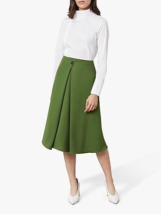 Finery Archie Skirt, Green