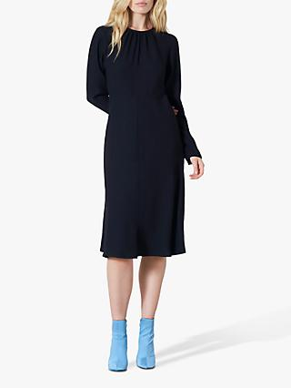 Finery Rozelle Dress, Navy